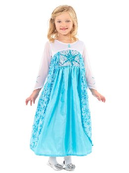 Ice Princess Costume - Large