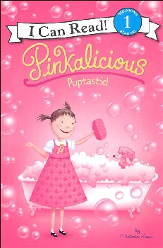 Pinkalicious: Puptastic! (I Can Read! Beginning 1)