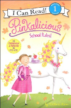 Pinkalicious: School Rules! (I Can Read! Beginning 1)