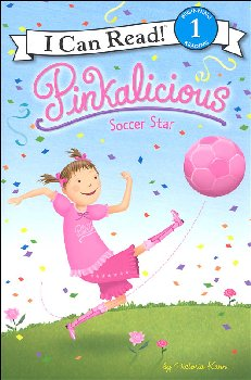 Pinkalicious: Soccer Star (I Can Read! Beginning 1)
