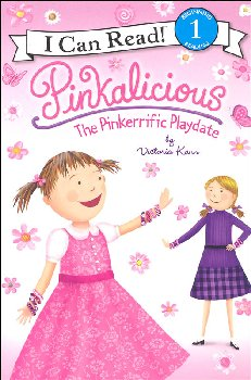 Pinkalicious: The Pinkerrific Playdate (I Can Read! Beginning 1)