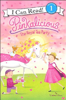 Pinkalicious: The Royal Tea Party (I Can Read! Beginning 1)