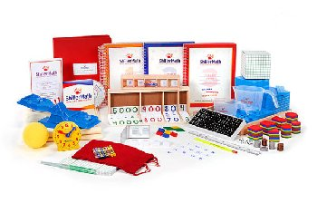 ShillerMath Kit I for 4-8 year olds PLUS FREE downloads for 5 years