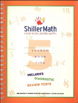 ShillerMath Lesson Book 5