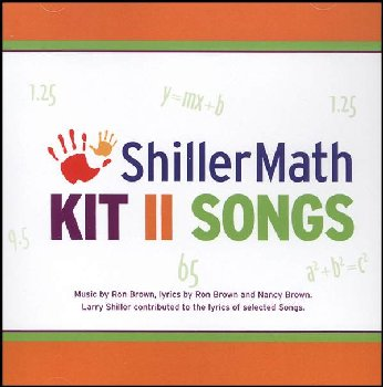 ShillerMath Songs - Vol. II