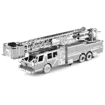 Fire Engine (Metal Earth 3D Laser Cut Model)
