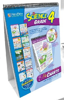 Science Grade 4 Curriculum Mastery Flip Chart Set