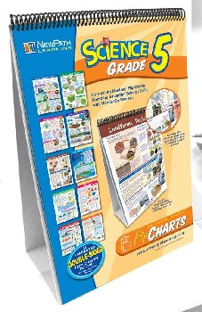 Science Grade 5 Curriculum Mastery Flip Chart Set
