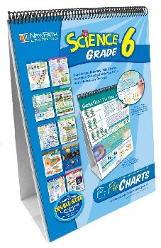 Science Grade 6 Curriculum Mastery Flip Chart Set