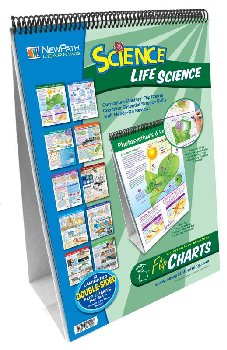 Mastering Life Science Curriculum Mastery Flip Chart Set (Middle School)