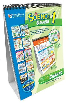 Science Grade 1 Curriculum Mastery Flip Chart Set
