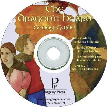 Hall of Doors #1: Dragon's Hoard Study Guide CD