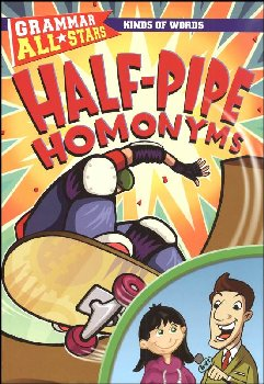 Half-Pipe Homonyms