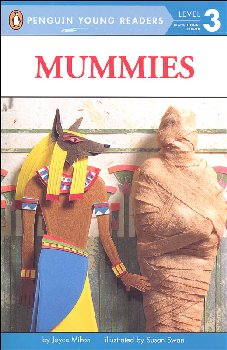 Mummies (Penguin Young Readers Level 3)