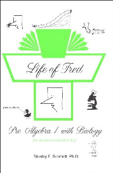 Life of Fred: Pre-Algebra 1 With Biology