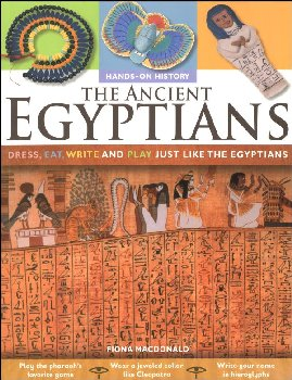 Ancient Egyptians (Hands-On History)