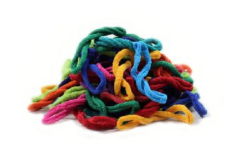 Traditional Bright Loops (5 lb. Bag)