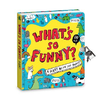 What's So Funny? Lock and Key Diary