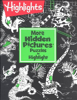 Highlights More Hidden Pictures Puzzles to Highlight