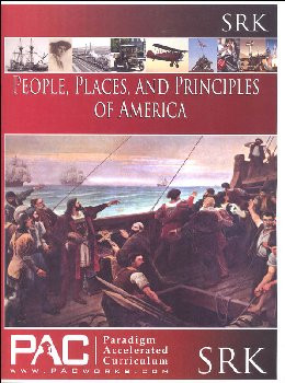 People, Places, and Principles of America Student Resource Kit