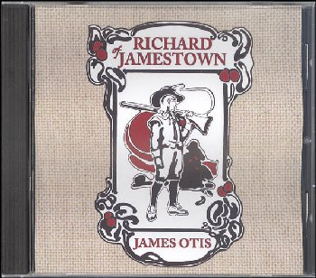 Richard of Jamestown MP3 CD
