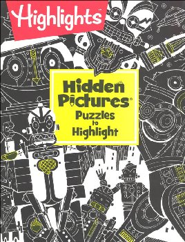 Hidden Pictures - Puzzles to Highlight