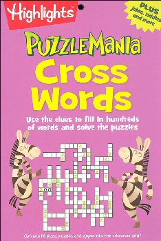 Puzzlemania: Cross Words