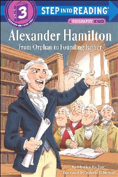Alexander Hamilton (Step Into Reading Level 3)