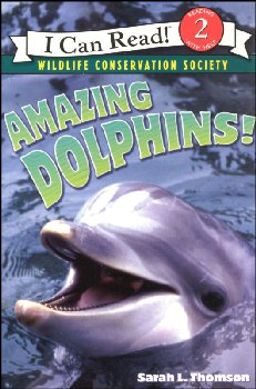 Amazing Dolphins! (I Can Read 2)