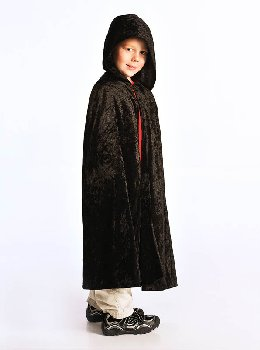 Black Cloak - Small/Medium