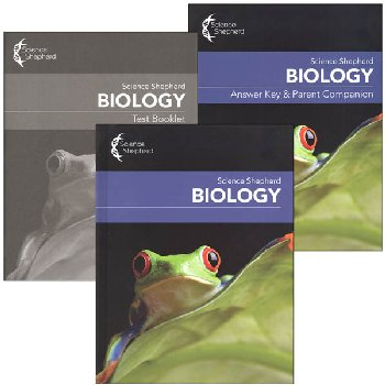 Science Shepherd Biology Book Set (3rd Edition)