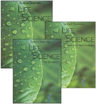 Science Shepherd Life Science Book Set