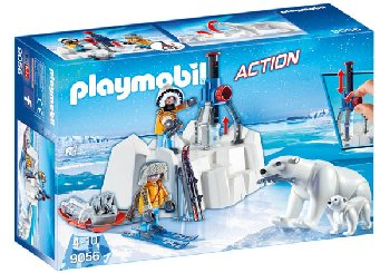 Arctic Explorers with Polar Bears (Playmobil Action)