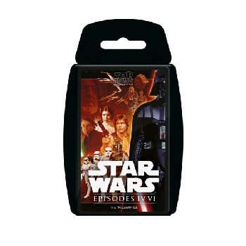 Top Trumps Card Game - Star Wars: Episodes IV-VI