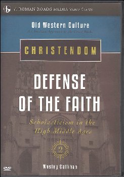 Christendom: Defense of the Faith DVD Set (Old Western Culture)