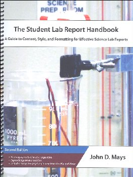 Student Lab Report Handbook (2nd Edition)
