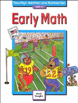 Early Math Set 4: Two-Digit Addition and Subtraction