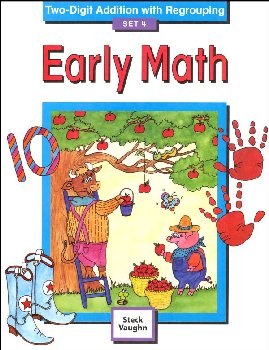 Early Math Set 4: Two-Digit Addition With Regrouping