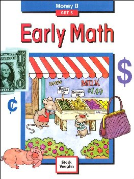 Early Math Set 5: Money II