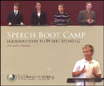 Speech Boot Camp DVD