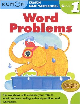 Word Problems Workbook - Grade 1