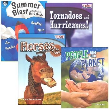 Learn-at-Home Summer Science Bundle Grade 3