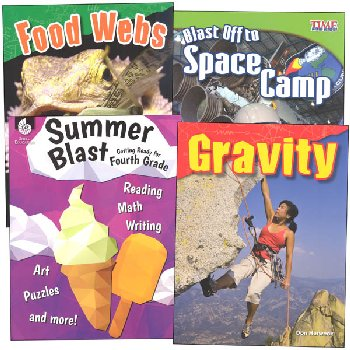 Learn-at-Home Summer Science Bundle Grade 4