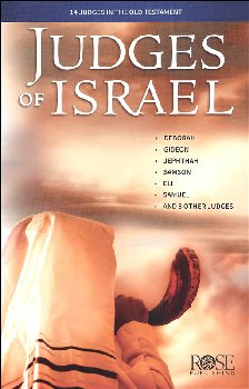 Judges of Israel Pamphlet