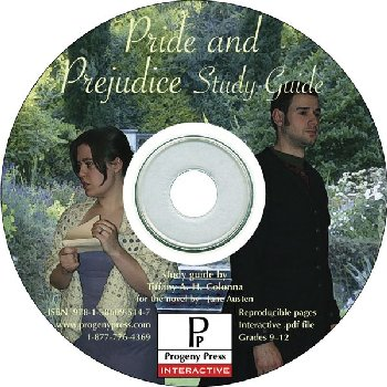 Pride and Prejudice Study Guide on CD