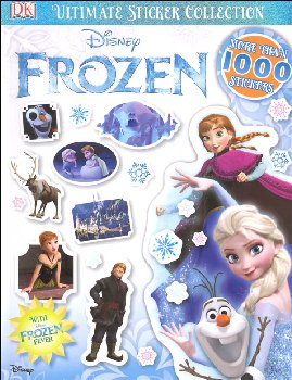 Ultimate Sticker Collection: Disney Frozen