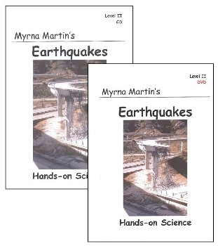 Earthquakes Level 2 Package (CD & DVD)