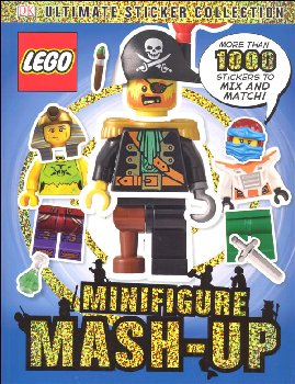 LEGO Minifigure: Mash-Up! (Ultimate Sticker Collection)
