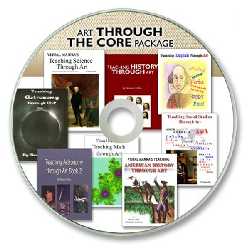Art Through the Core Package (Books on CDs)