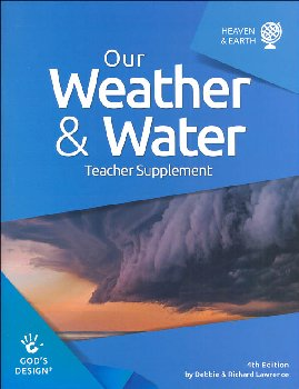 Our Weather & Water Teacher Supplement 4th Ed